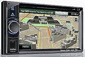 Fully navigation & multimedia system-Clarion NX404e