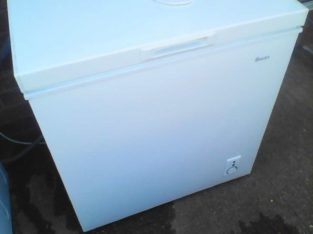 Excellent Condition as NEW swan chest freezer, can DELIVER local