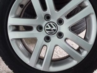 Volkswagen Genuine Alloys and Tyres