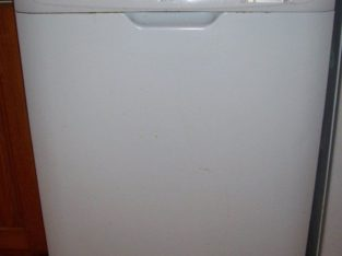 Dishwasher in very good working order, Hotpoint Aquarius FDW70.