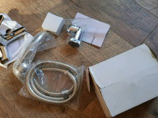 Bath shower mixer tap, Prestige