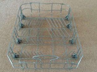 Bottom Plate Rack Dishwasher, Hoover model Heds 968
