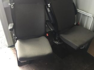 Vw t5 rear seats on swivels