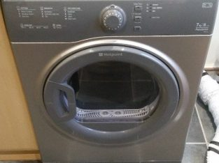 Graphite/Grey (Model TVFS73BGG) Hotpoint Aquarius 7kg