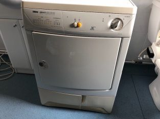 Tumble dryer, Zanussi condenser