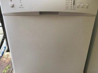 White Dishwasher, deliver