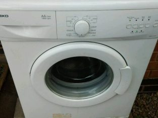 AS NEW Beko washing machine