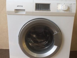 Delivery available, Smeg washing machine