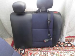 Half Leathers seats and door cards from Ford Focud ST170 Estate