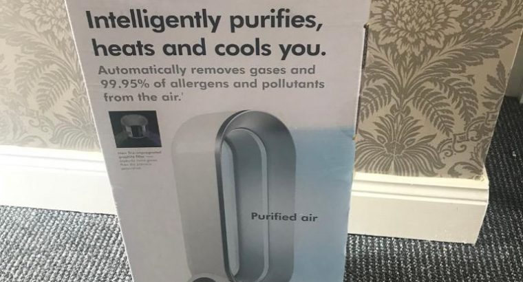 Hot and cold air purifier, Dyson