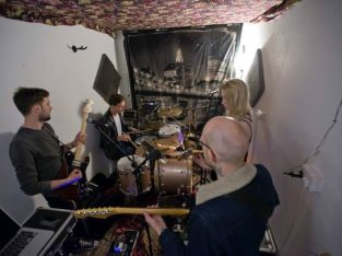Rehearsal studios for drummers and bands, Monthly hire