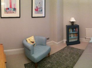 Counselling / Psychotherapy / therapy consulting room to rent