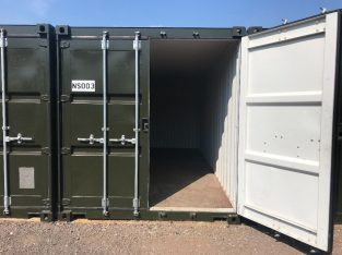 CONTAINER Self Storage between Taunton and Ilminster