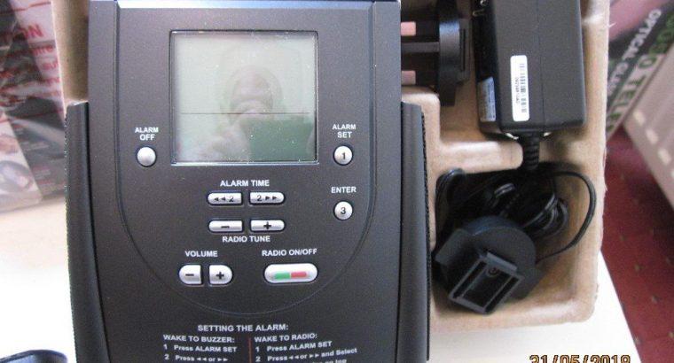 Hisense Alarm, Clock, Radio, MP3