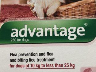 10-25kg Advantage