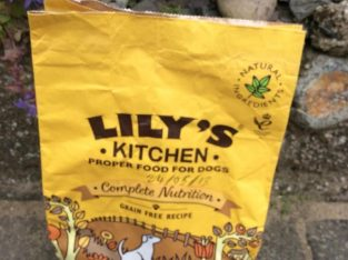 Dogs Food Lily's Kitchen Adult free run chicken & Duck 2.5 kg