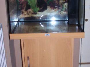 120 Aquarium Fish tank Juwel Lido, Stand Filter and heater