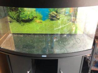 £115 Juwel Vision 180 Aquarium Fish Tank with Stand