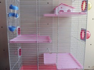 £11 Hamster And Cage