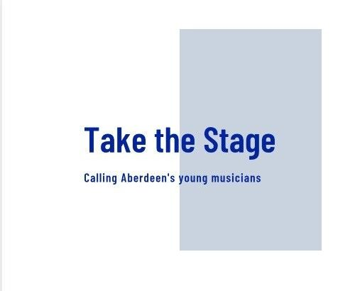 TAKE THE STAGE – CALLING ALL YOUNG MUSICIANS AGED UNDER 21