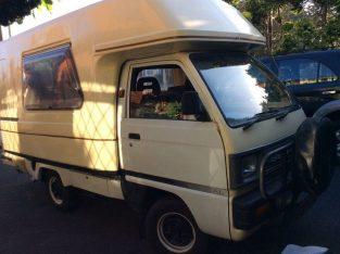Motor Caravan Bedford romeahome