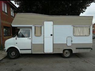 QUICK SALE NEEDED bedford camper-van low miles
