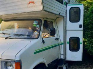 Only 37,500 miles Bedford CF2 280P Campervan 4 Birth 1985 Petrol 2L