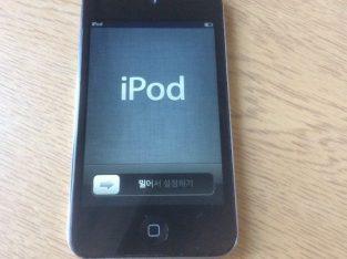 8gb iPod Touch 4 gen