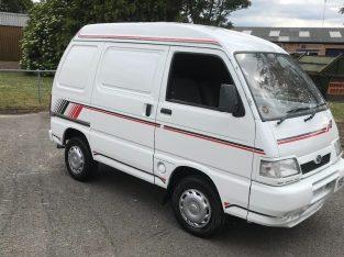 daihatsu hi-jet campervan/day van 2001, 12 months mot/3 months parts and labour warranty