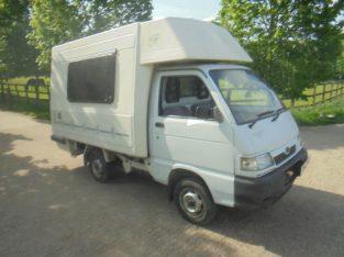 2003 Daihatsu HIJET 16V EFI LPG camper