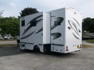 Iveco Daily motorhome 3.0ltr auto 2010