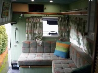 1997 iveco daily campervan 2.8 turbo