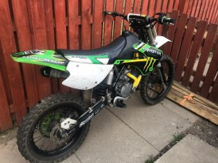 Selling/swapping my Kx85 bigwheel 2007