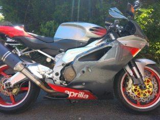 2004 Aprilia rsv 1000r