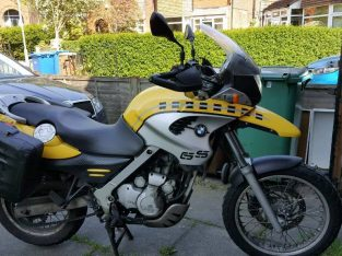 Good Condition Bmw F650gs