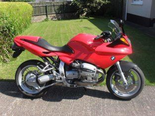 Non ABS BMW R1100S 1999