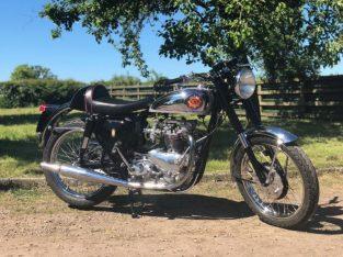 1956 500cc BSA Tribsa