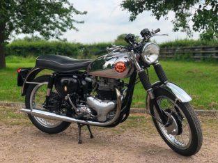650cc BSA Rocket Gold Star 1962