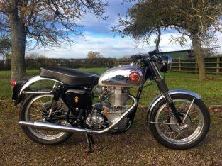 BSA DBD34 Touring Gold Star Rep 500cc 1956