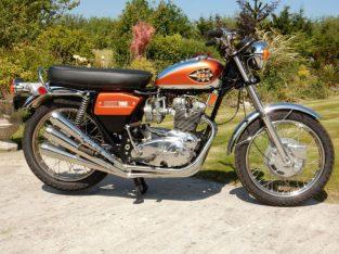 £20,000 BSA ROCKET 3 MARK II Pre Hurricane 750cc TRIPLE 1971 A75R