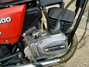 Bajaj kb100 rtz / Kawasaki kh100