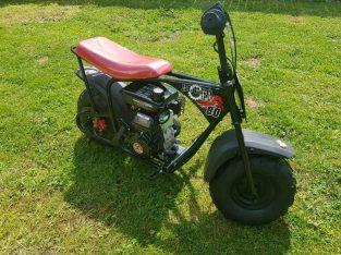 motorbike kids 80cc petrol big wheel sand bike (not 110cc 125cc)