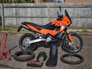 £3,560 KTM 950 Adventure S