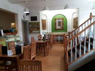 Beautifully presented and Highly Successful Contemporary Coffee House In Shropshire Hills