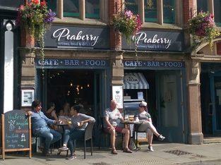 For Sale Shrewsbury's Premier Independent Cafe Bar