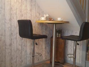 Small Stylish Coffee Lounge