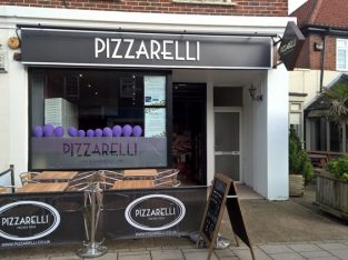 Fully Staffed Growing Stone Baked Pizzeria And Delivery Service