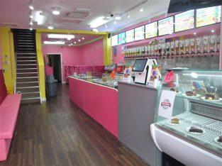 Stunning Ice Cream & Dessert Parlour