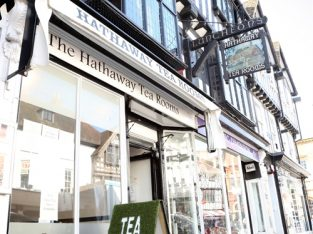 Town Centre Tea Rooms Leasehold For Sale