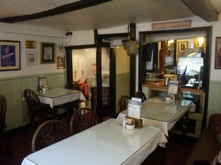 LICENSED VICTORIAN TEA ROOMS